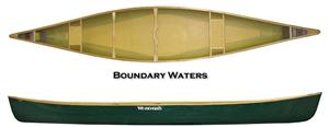 Boundary Waters-Menu