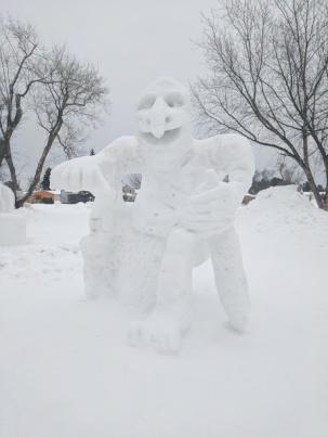 snow-goul