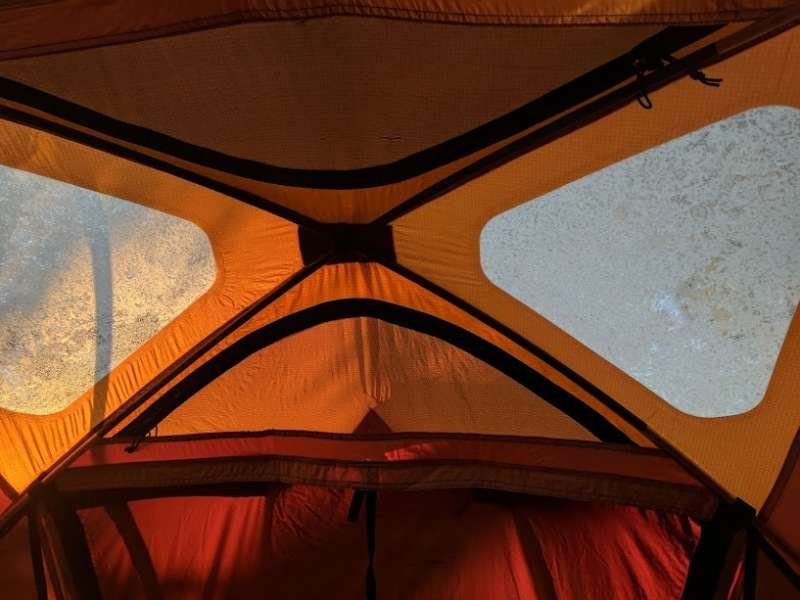 tent-frost
